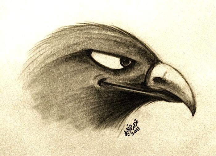 eagle-face