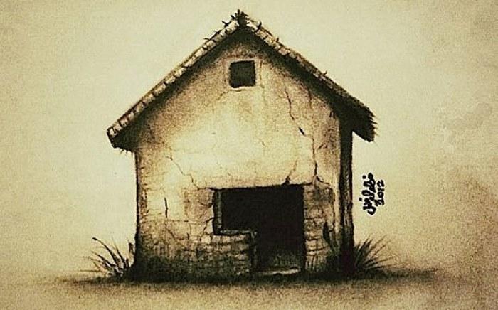 abandoned-hut