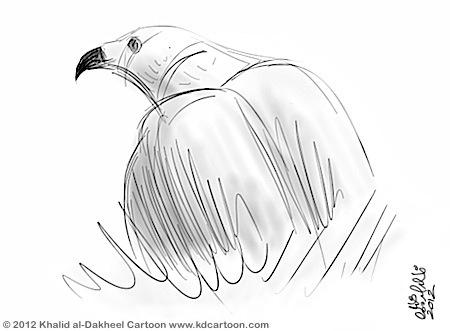 eagle-sketch