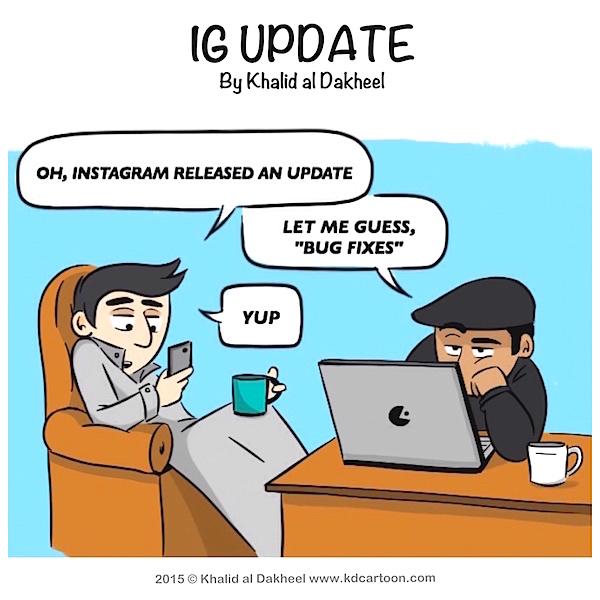 IG Update - 2015