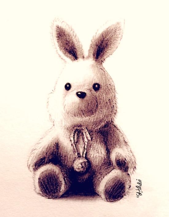 bunny-toy-sketch
